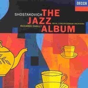 Riccardo Chailly / 쇼스타코비치 : 재즈 모음곡 1-2번  (수입/4337022)