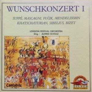[중고] Alfred Scholz / Wunschkonzert 1 (srk5018)