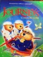 Journeys: Common Core Student Edition Volume 6 Grade 1 2014