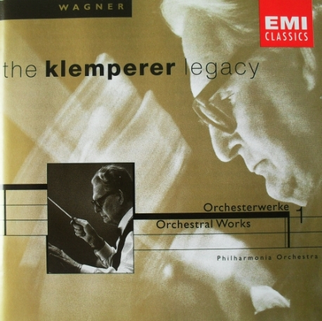 [수입] 바그너 - the Klemperer legacy (관현악 작품집 1권) / WAGNER - ORCH WORKS VOL.1)