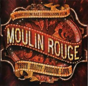 [수입] O.S.T - Moulin Rouge
