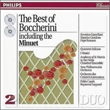 [중고] V.A. / The Best Of Boccherini (2CD/수입/4383772)