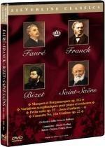 [DVD] V.A. / Faure, Franck, Bizet, Saint-Saens (Silverline Classics) (미개봉)