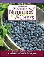 Essentials of Nutrition for Chefs (Hardcover, 2nd Edition)