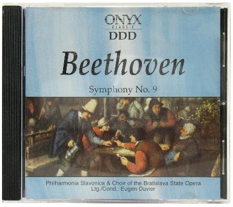 [수입] Eugen Duvier - Beethoven: Symphony No.9