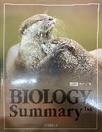 박선우 BIOLOGY Summary 1st (제4판) #