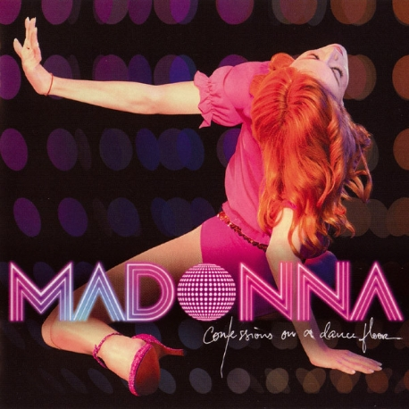 [일본반] Madonna - Confessions On A Dance Floor [CD+DVD][Limited Edition]