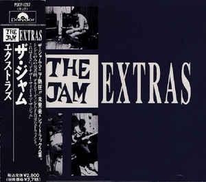 [일본반] Jam - Extras