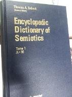 Encyclopedic Dictionary of Semiotics  =1986년 판 국내영인본 전3권=