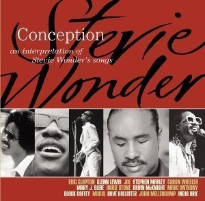 V.A. - Tribute / Conception: An Interpreation Of Stevie Wonder's Songs