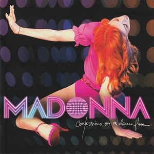 [수입] Madonna - Confessions On A Dance Floor