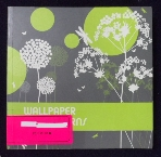 Wallpaper Patterns  - 9781584233404 소장처 스티커 有 /사진의 제품  ☞ 서고위치:MT 1