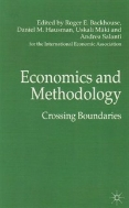Economics and Methodology : Crossing Boundaries (ISBN : 9780333775974)