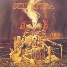[일본반] Sepultura - Arise [+1 Bonus Track][스티커포함]