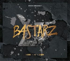 [미개봉] 블락비 바스타즈 (Block.B - Bastarz) / 품행제로 (1st Mini Album) (미개봉)