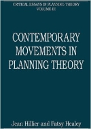 Contemporary Movements in Planning Theory (ISBN : 9780754627258)