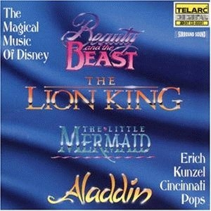 Erich Kunzel / The Magical Music Of Disney (수입/CD80381)