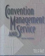 Convention Management and Sevice, 5/ed  (ISBN : 9780866121736)