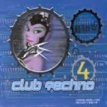 [중고] V.A. / Club Techno Vol.4