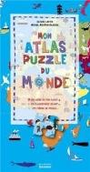 Mon Atlas Puzzle Du Monde (French Edition) ///LL1