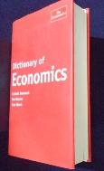 Dictionary Of Economics Hardcover 9781861974662  [외국도서]  /사진의 제품   ☞ 서고위치:Ra +1 *[구매하시면 품절로 표기됩니다]