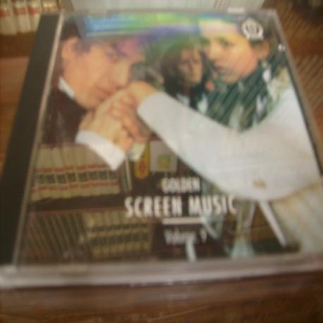 [CD] Golden Screen Music Vol. 9