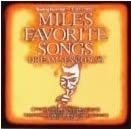 [중고] V.A. / Miles Favorite Songs - Dream Session '96