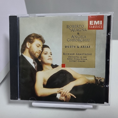 Angela Gheorghiu, Roberto Alagna - Duets & Arias