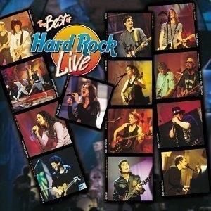 [미개봉] V.A. / The Best Of Hard Rock Live