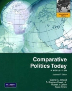 Comparative Politics Today 9/E: A World View, Update Edition: International Edition (Paperback)