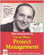 [영어원서 컴퓨터] PROFESSIONAL Visual Basic Project Management (Paperback)