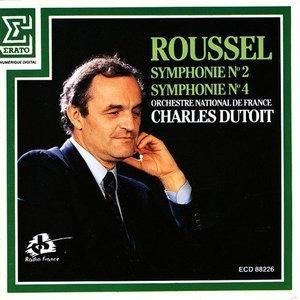 Charles Dutoit / Roussel : Symphonies No. 2, Op. 23 & No. 4, Op. 53 (수입/ECD88226)