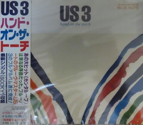 [일본반] Us3 - Hand On The Torch