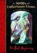 A Series of Unfortunate Events 1 (The Bad Beginning) / Hardcover