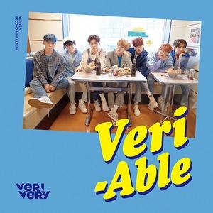 [미개봉] 베리베리 (Veryvery) / Veri-Able (2nd Mini Album) (Official Ver)