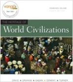 The Heritage of World Civilizations 8/E: with DVD (Hardcover)
