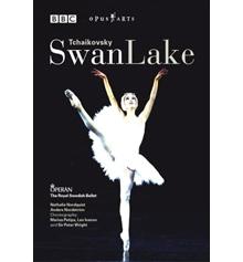 [DVD] Nathalie Nordquist / Tchaikovsky : Swan Lake (수입/미개봉/oa0866d)