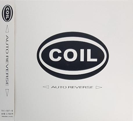 [일본반] Coil - Auto Reverse [2CD]