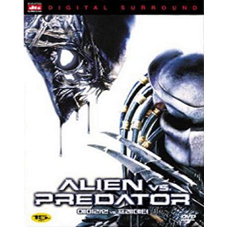 에이리언 VS 프레데터 [ALIEN VS. PREDATOR] [13년 4월 폭스 에이리언 & 프레데터 시리즈 프로모션] DVD 1disc