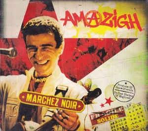 [수입] Amazigh - Marchez Noir [Digipack]