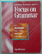 FOCUS ON GRAMMAR ADVANCED S/B ISBN 0-201-65693-0