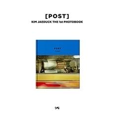 [미개봉] [DVD] 김재덕 / [POST] KIM JAEDUCK THE 1st PHOTOBOOK (블랙 Ver)