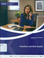 Valuation and Risk Models 2011 part1