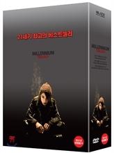[DVD]밀레니엄 트릴로지 세트 / (미개봉)3disc/아웃박스