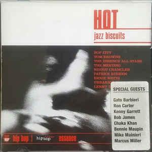 [수입] V.A - Hot Jazz Biscuits