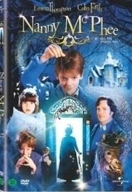 내니 맥피 : 우리 유모는 마법사 - DVD