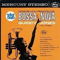 Quincy Jones / Big Band Bossa Nova (일본수입)