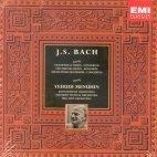 Yehudi Menuhin / 바흐 : 관현악 조곡, 브란덴부르크 협주곡, 협주곡집 (Bach : 4 Orchestral Suites, 6 Brandenburg Concertos, Concertos) (7CD Box Set/수입/5744392)