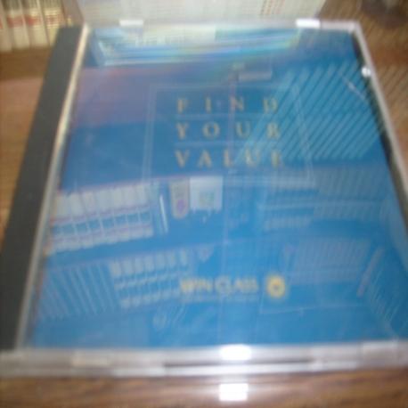 [CD] Find Uour Value (Salute Corea) - 기업은행 Sampler