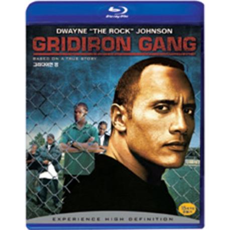 (블루레이) 그리다이언 갱 (Gridiron Gang 2006)